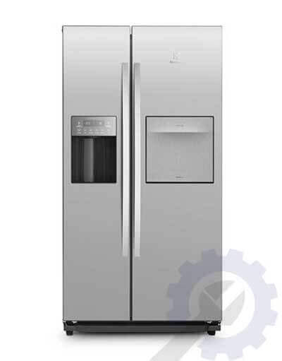 Electrolux Side by Side assistencia